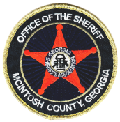 McIntosh County Sheriff's Office Logo
